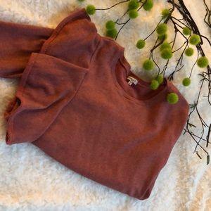 Splendid sweatshirt top